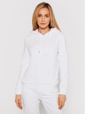 Calvin Klein Calvin Klein Majica dugih rukava Athleisure Hwk Hoodie K20K202184 Bijela Regular Fit