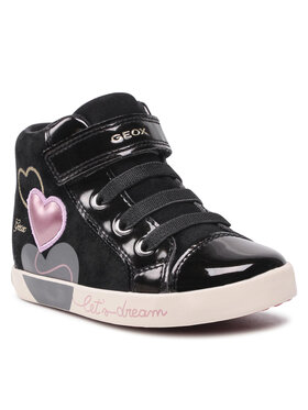 Geox Geox Sneakers B Kilwi G. B B16D5B 022HI C9999 S Schwarz
