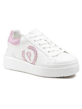 Pollini Pollini Sneakersy SA15014G0CXA110A Biały
