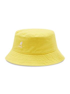 Kangol Kangol Капелюх Bucket Washed K4224HT Жовтий