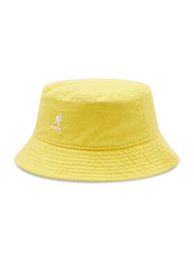Kangol Kangol Klobouk Bucket Washed K4224HT Žlutá