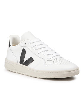 Veja Veja Sneakers V-10 Leather VX020005A Alb