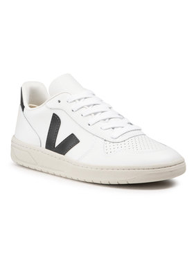 Veja Veja Sneakers V-10 Leather VX020005A Blanc