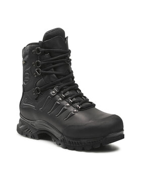 Meindl Meindl Παπούτσια πεζοπορίας Combat Extreme GORE-TEX 3787 Μαύρο