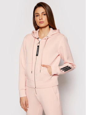 Guess Guess Sweatshirt W1RQ25 K7UW2 Rosa Regular Fit