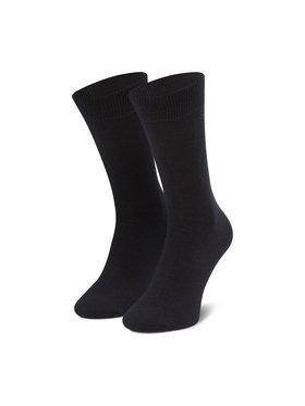Jack&Jones Jack&Jones Vysoké pánske ponožky Jjjens Sock Noos 12059471 Tmavomodrá