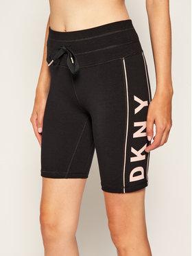 DKNY Sport DKNY Sport Short de sport DP0S4738 Noir Slim Fit
