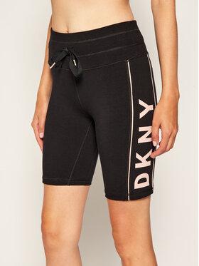 DKNY Sport DKNY Sport Спортни шорти DP0S4738 Черен Slim Fit