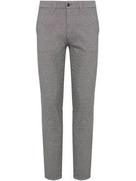 Jack&Jones Jack&Jones Spodnie materiałowe Marco Enso 12170333 Szary Slim Fit