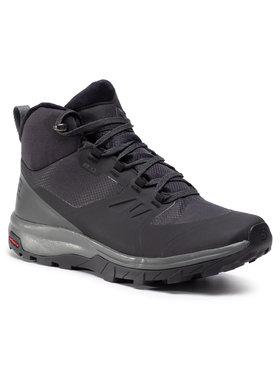 Salomon Salomon Chaussures de trekking Outsnap Cswp 411100 27 V0 Noir