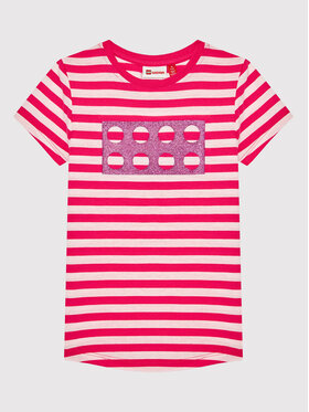 LEGO Wear LEGO Wear T-shirt 11010106 Rose Regular Fit