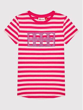 LEGO Wear LEGO Wear T-Shirt 11010106 Różowy Regular Fit