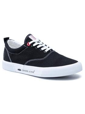 Cross Jeans Cross Jeans Πάνινα παπούτσια HH1R4007C Μαύρο