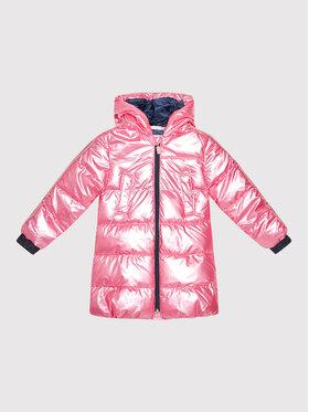 Billieblush Billieblush Пухено яке U16301 Розов Regular Fit