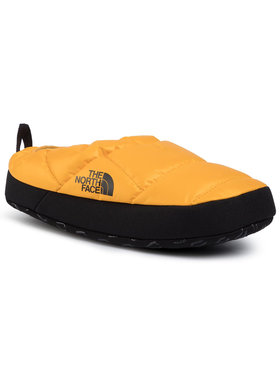 The North Face The North Face Papuci de casă M Nse Tent Mule III T0AWMGLR0-M Galben