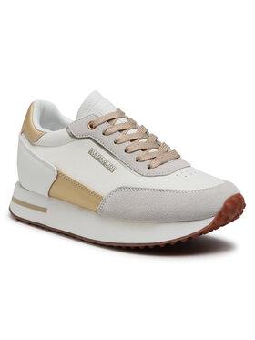 Napapijri Napapijri Sneakersy Hazel NP0A4FKW0021 Biały