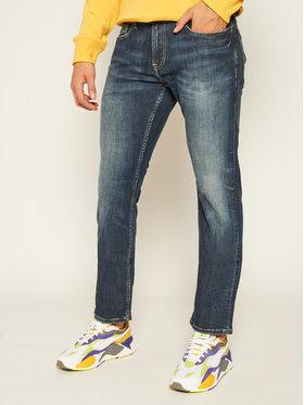 Tommy Jeans Tommy Jeans Prigludę (Slim Fit) džinsai Scanton DM0DM08222 Tamsiai mėlyna Slim Fit