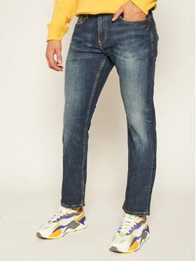 Tommy Jeans Tommy Jeans Slim fit džínsy Scanton DM0DM08222 Tmavomodrá Slim Fit