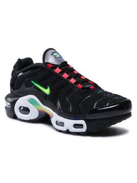 Nike Nike Cipő Air Max Plus Eoi (Gs) DD2008 001 Fekete