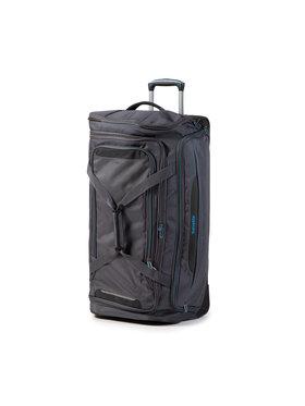 Travelite Travelite Velká textilní taška Crosslite 89501 Šedá