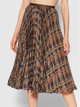 Polo Ralph Lauren Polo Ralph Lauren Jupe plissée Mid 211843129001 Multicolore Regular Fit