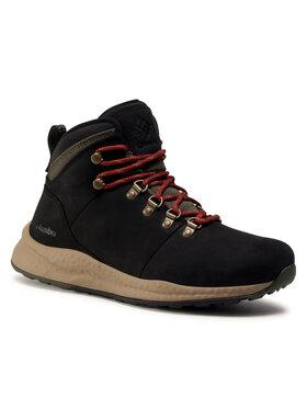 Columbia Columbia Turistiniai batai Sh/Ft Wp Hiker BM0818 Juoda