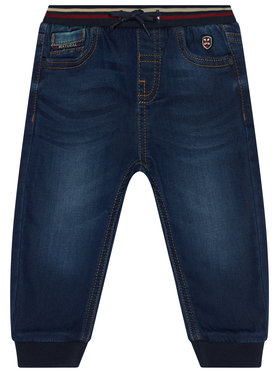 Mayoral Mayoral Jeans 2585 Blu scuro Jogger Fit