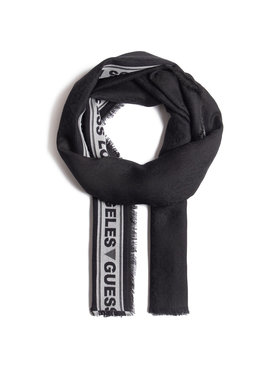 Guess Guess Szal Not Coordinated Scarves AM8658 VIS03 Czarny