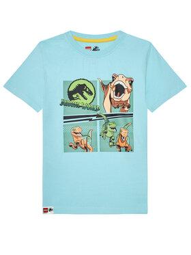 LEGO Wear LEGO Wear T-shirt 12010110 Blu Regular Fit