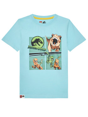 LEGO Wear LEGO Wear T-Shirt 12010110 Niebieski Regular Fit