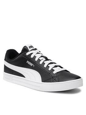 Puma Puma Sneakersy Smash Vulc V3 LO 380752 05 Čierna