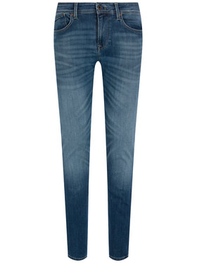 Pepe Jeans Pepe Jeans Blugi Finsbury PM200338 Bleumarin Skinny Fit