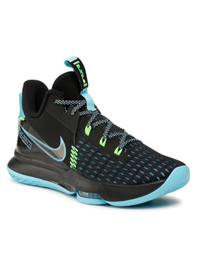 Nike Nike Topánky Lebron Witness V CQ9380 004 Čierna