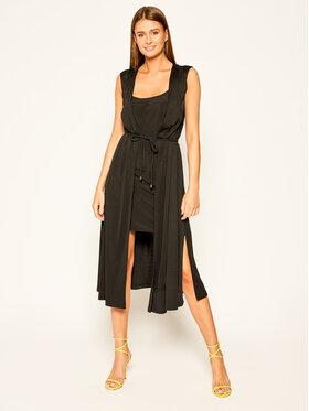 Pennyblack Pennyblack Sukienka codzienna 16210319 Czarny Regular Fit