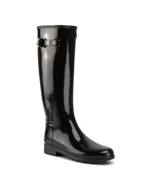 Hunter Hunter Bottes de pluie Original Refined Gloss WFT1071RGL Noir