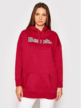 Bench Bench Sweatshirt Dayla 117442 Rosa Regular Fit