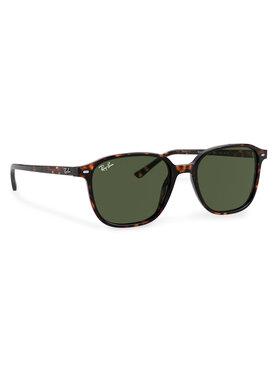 Ray-Ban Ray-Ban Okulary przeciwsłoneczne Leonard 0RB2193 902/31 Brązowy