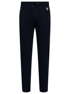 KARL LAGERFELD KARL LAGERFELD Pantalon jogging Sweat 705025 511900 Bleu marine Regular Fit