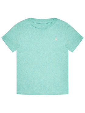 Polo Ralph Lauren Polo Ralph Lauren Marškinėliai Ss Cn 323832904018 Žalia Regular Fit