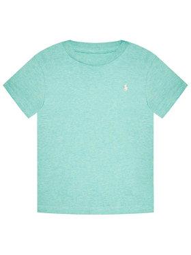 Polo Ralph Lauren Polo Ralph Lauren Tričko Ss Cn 323832904018 Zelená Regular Fit