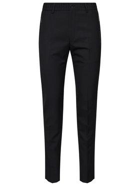 KARL LAGERFELD KARL LAGERFELD Spodnie materiałowe Clash 255033 502083 Czarny Regular Fit