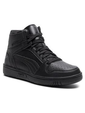 Puma Puma Sneakersy Rebound Layup Sl Jr 370486 06 Čierna