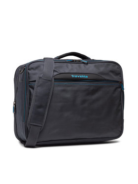 Travelite Travelite Geantă pentru laptop Crosslite Kombi 89505-04 Gri