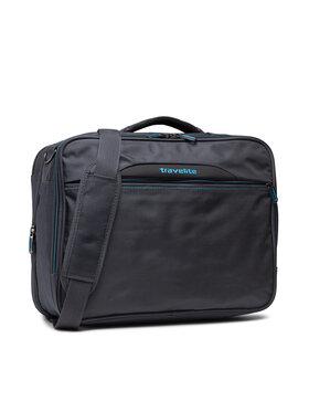 Travelite Travelite Laptoptasche Crosslite Kombi 89505-04 Grau