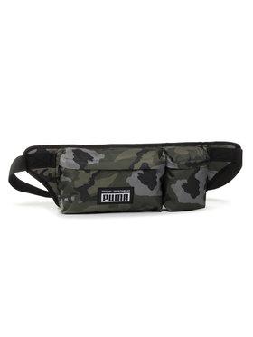 Puma Puma Ľadvinka Academy Multi Waist Bag 077303 04 Zelená