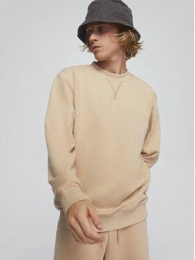 Sprandi Sprandi Sweatshirt AW21-BLM007 Beige Regular Fit