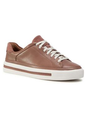 Clarks Clarks Sneakers Un Maui Tie 261538714 Marrone
