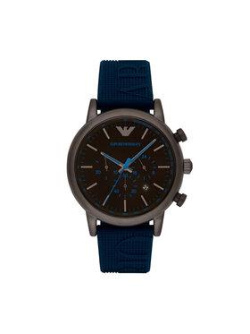 Emporio Armani Emporio Armani Laikrodis AR11023 Tamsiai mėlyna