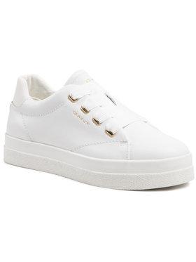 Gant Gant Sneakersy Avona 22531537 Biela