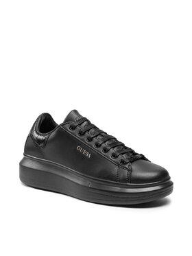 Guess Guess Sneakersy Salerno FL7SAL ELE12 Czarny